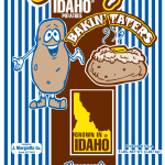 Jimmy's 5 pound Idaho Potatoes