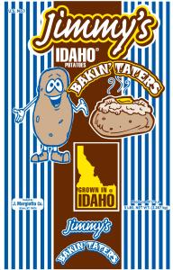 Jimmy's 5 pound Idaho Potatoes