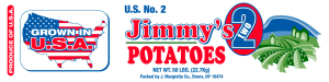 Jimmy's 2 Pound Potatoes