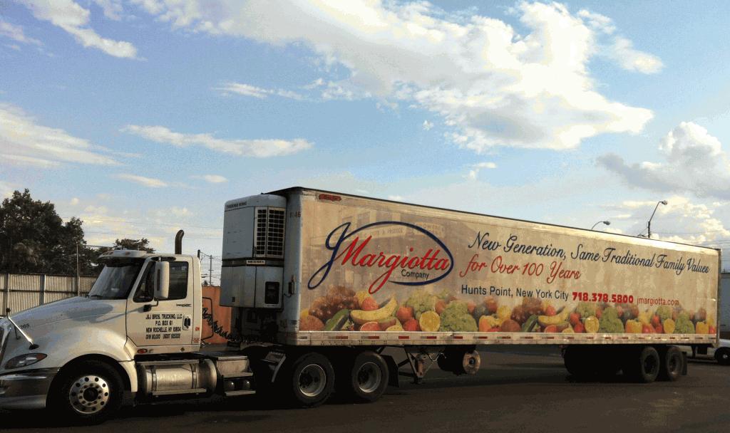 J Margiotta Produce Transportation