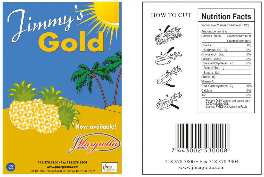 Jimmys-Gold-Logo-and-Nutritional-value
